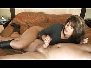 Awesome Handjob