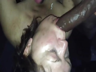 wife oral sex action