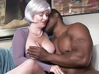 Mistress & black stud