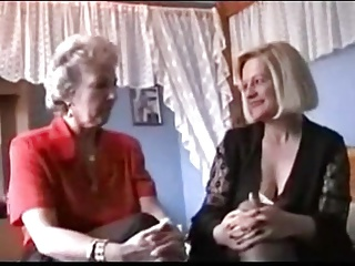 Two Sexy Older Lady's