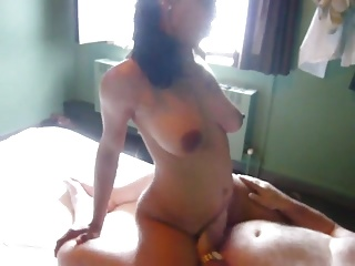 asian cumslut wife shirley  rides and sucks